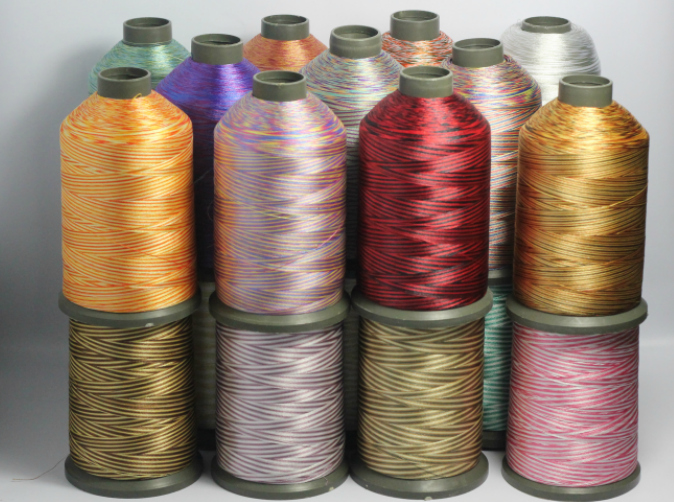 Polyester Embroidery Thread Wholesale Polyester Machine Embroidery